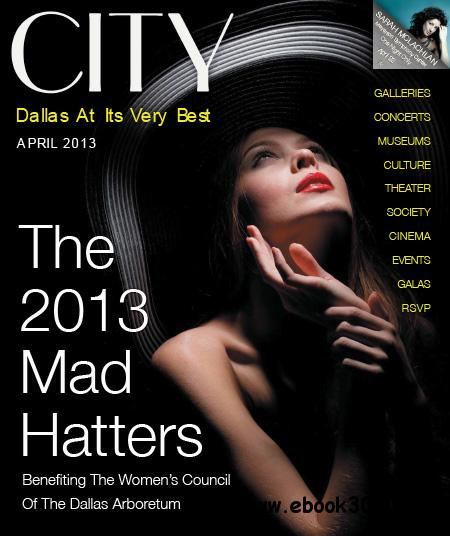 CITY Magazine - April 2013 free download