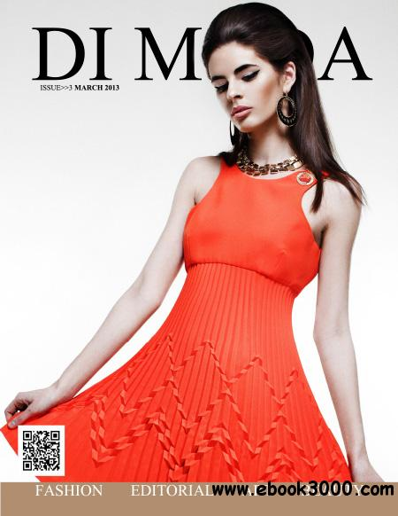 DI MODA #3 - March 2013 free download