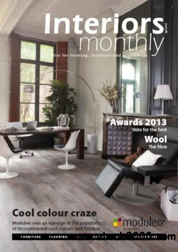 Interiors Monthly - April 2013 free download