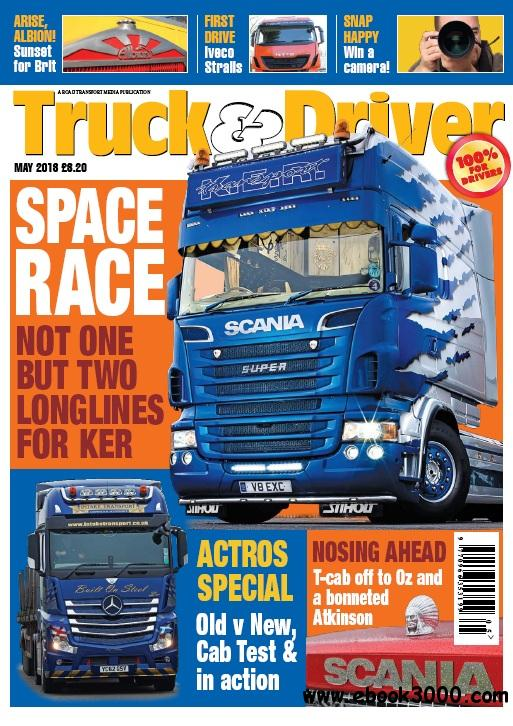 Truck & Driver - May 2013 free download
