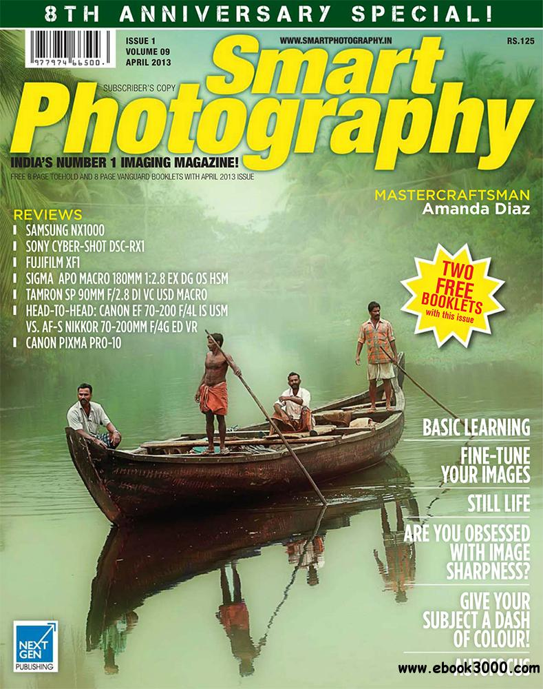 Smart Photography April 2013 (India) free download