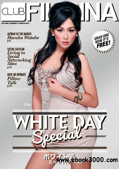 Club Filipina - March 2013 free download