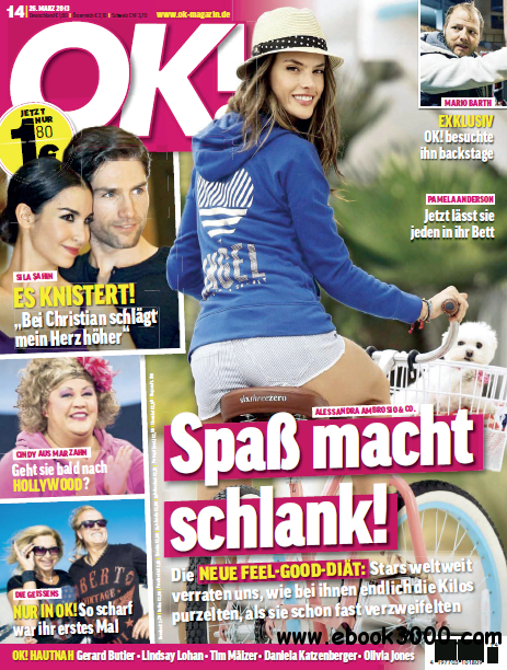 OK Magazin No 14 - 26.03.2013 free download