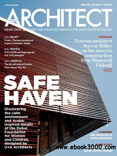 Middle East Architect - April 2013 free download