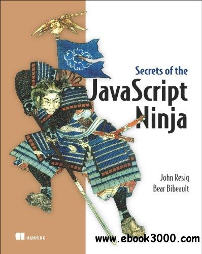 Secrets of the javascript Ninja free download