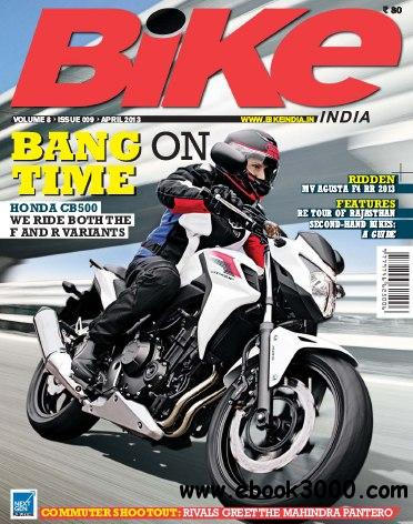 Bike India - April 2013 free download
