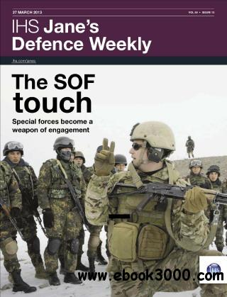 Jane's Defence Weekly Magazine March 27, 2013 free download