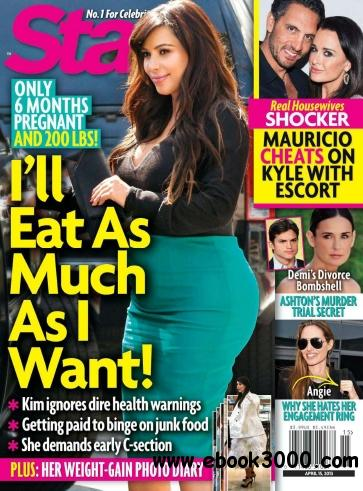 Star Magazine - 15 April 2013 free download