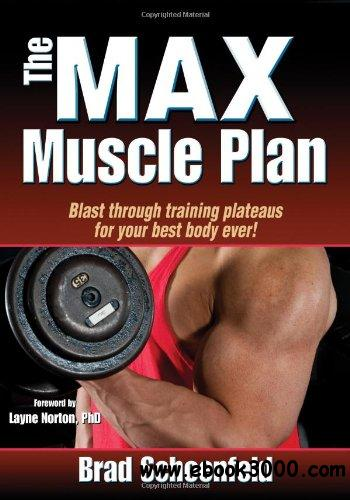 The MAX Muscle Plan free download