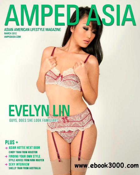 Amped Asia - March 2012 free download