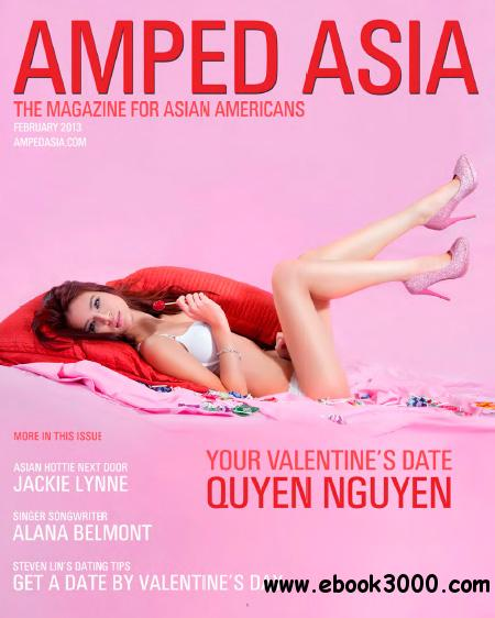 Amped Asia - February 2013 free download