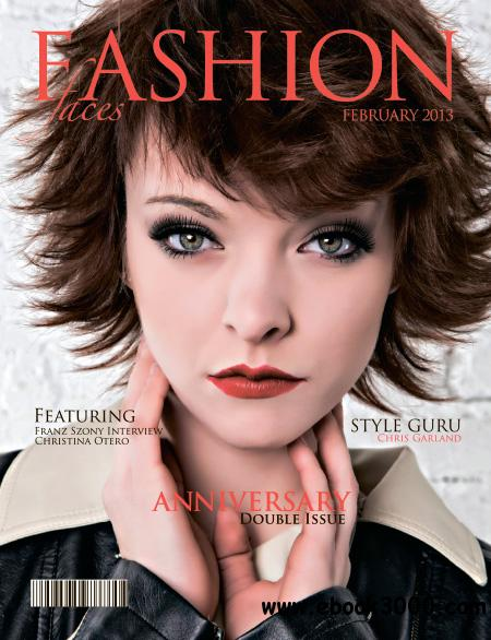 Fashion Faces - February 2013 free download