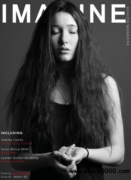 Imagine Fashion - March 2013 free download
