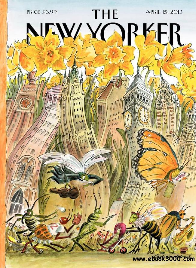 The New Yorker - April 15, 2013 download dree