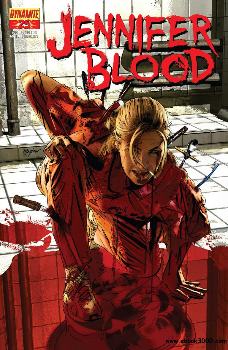Garth Ennis Jennifer Blood 025 (2013) free download