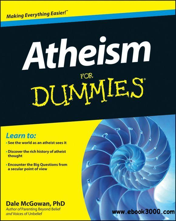 Atheism For Dummies free download