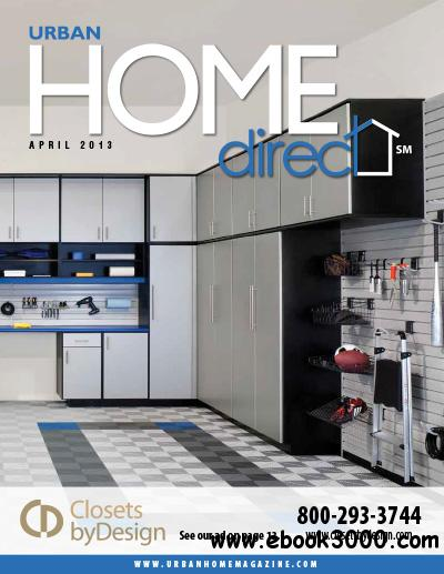 Urban Home Direct - April 2013 free download