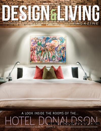 Design and Living - March 2013 free download
