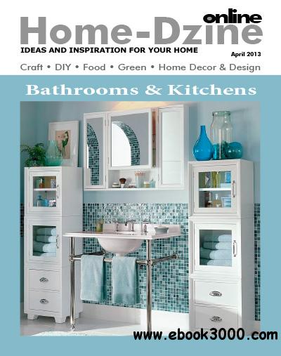 Home Dzine Online April 2013 Free Ebooks Download