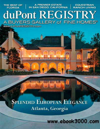 duPontREGISTRY Homes - May 2013 free download