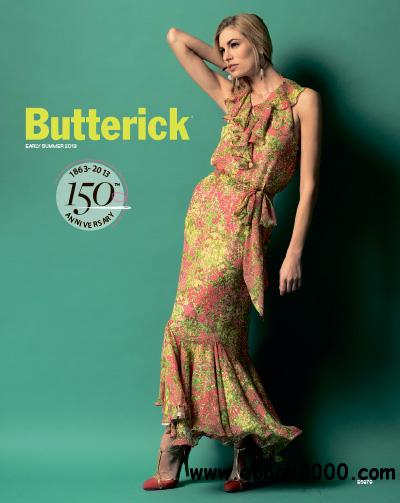 Butterick Early Summer 2013 free download