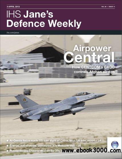 Jane's Defence Weekly Magazine April 03, 2013 free download