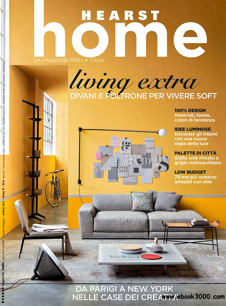 Hearst Home Aprile 2013 (Italy) free download