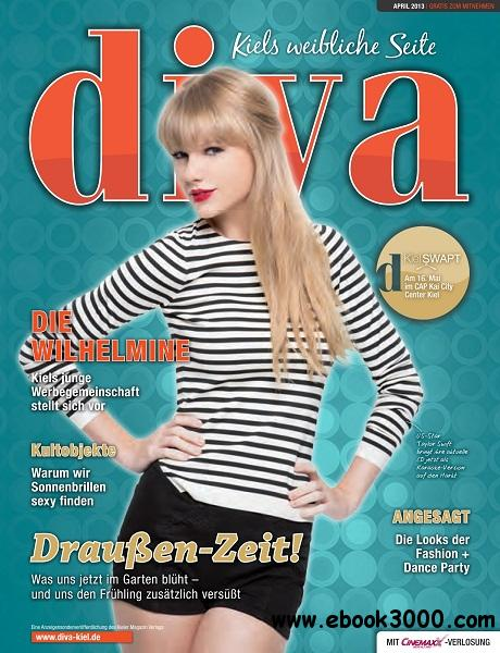 Diva - April 2013 free download
