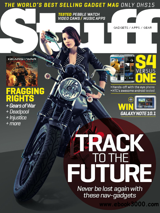Stuff Middle East UAE - April 2013 free download
