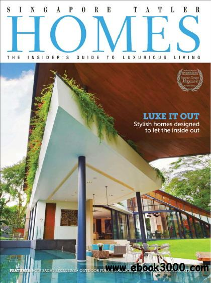 Singapore Tatler Homes Magazine April/May 2013 free download