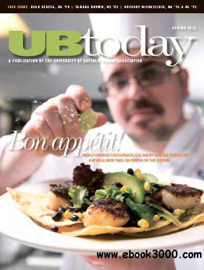 UB Today - Spring 2013 free download