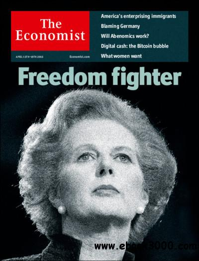 The Economist Audio Edition April 13th - 19th 2013 free download
