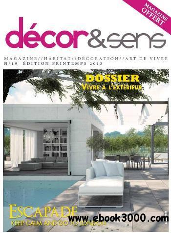 Decor & Sens - Printemps 2013 free download