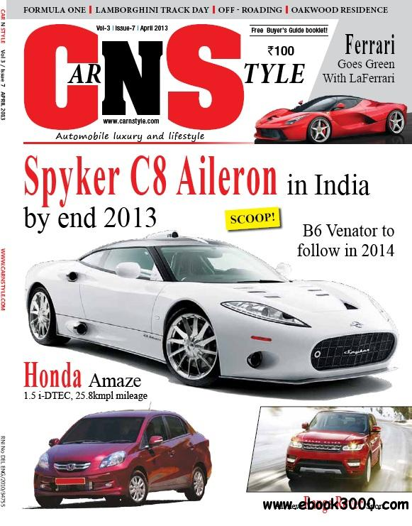 Car N Style - April 2013 free download