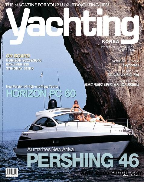 Yachting Korea - March 2013 free download