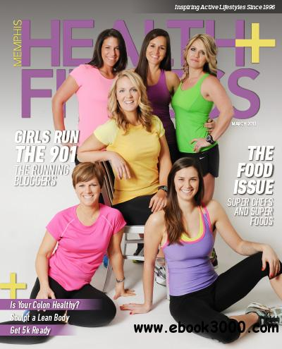 Health and Fitness - March 2013 free download