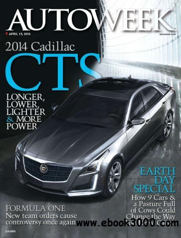 Autoweek - 15 April 2013 free download