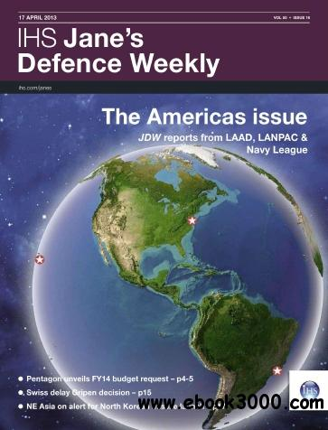 Jane's Defence Weekly - 17 April 2013 free download