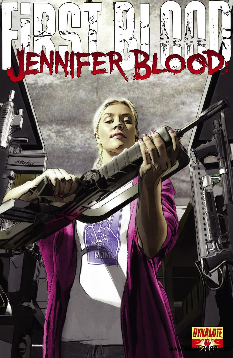 Jennifer Blood - First Blood 004 (2013) free download