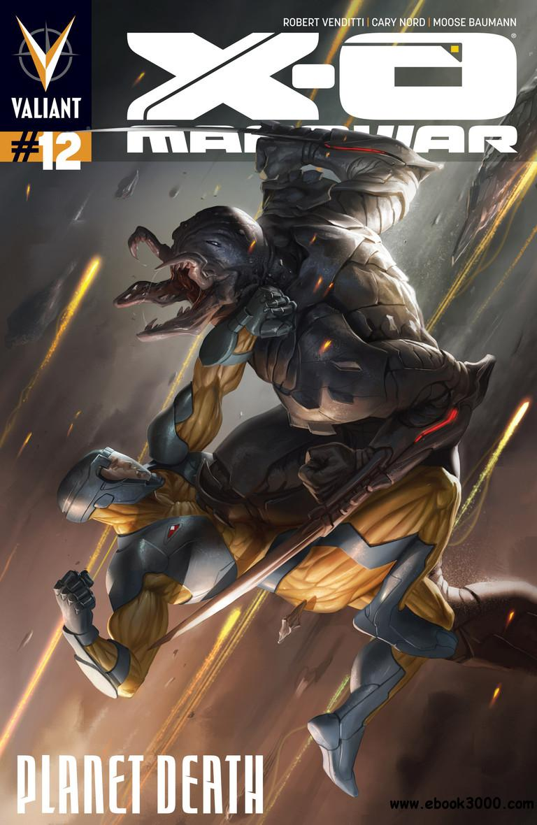 X-O Manowar 012 (2013) free download
