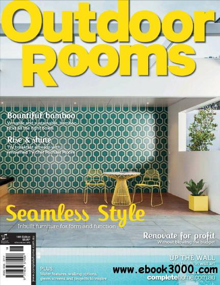 Outdoor Rooms Magazine Edition 18 free download