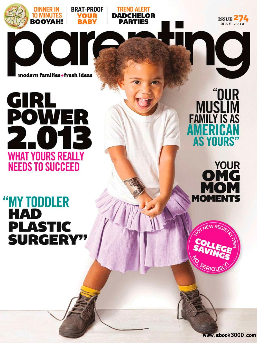 Parenting Early Years - May 2013 free download
