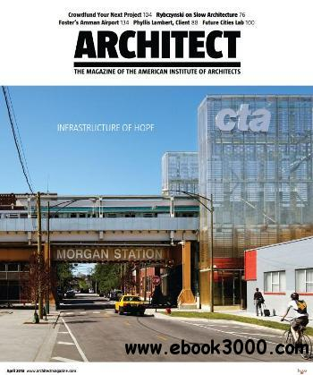 Architect magazine april 2013 free ebooks download for Free architectural magazines