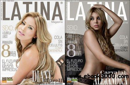 Latina - Abril 2013 free download