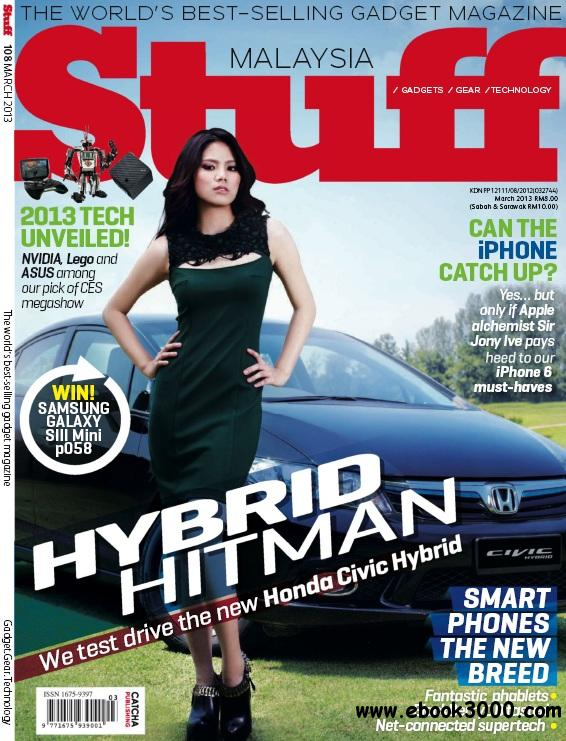 Stuff Malaysia - March 2013 free download