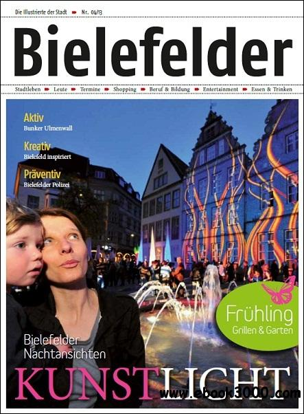 Bielefelder - April 2013 free download