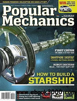 Popular Mechanics South Africa - May 2013 free download