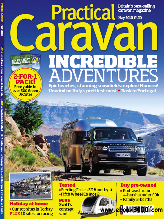 Practical Caravan - May 2013 free download