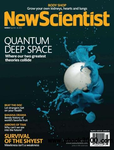 New Scientist - 20 April 2013 free download
