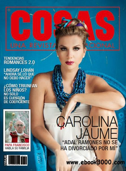 Cosas - Abril 2013 free download